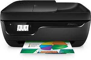 HP Officejet 3831 Multifunktionsdrucker (Instant Ink, Drucker, Kopierer, Scanner, Fax, WLAN, Airprint) mit 2...