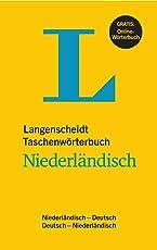 Langenscheidt Taschenwörterbuch Niederländisch - Buch mit Online-Anbindung: Niederländisch-Deutsch/Deutsch-Niederländisch (Langenscheidt Taschenwörterbücher)