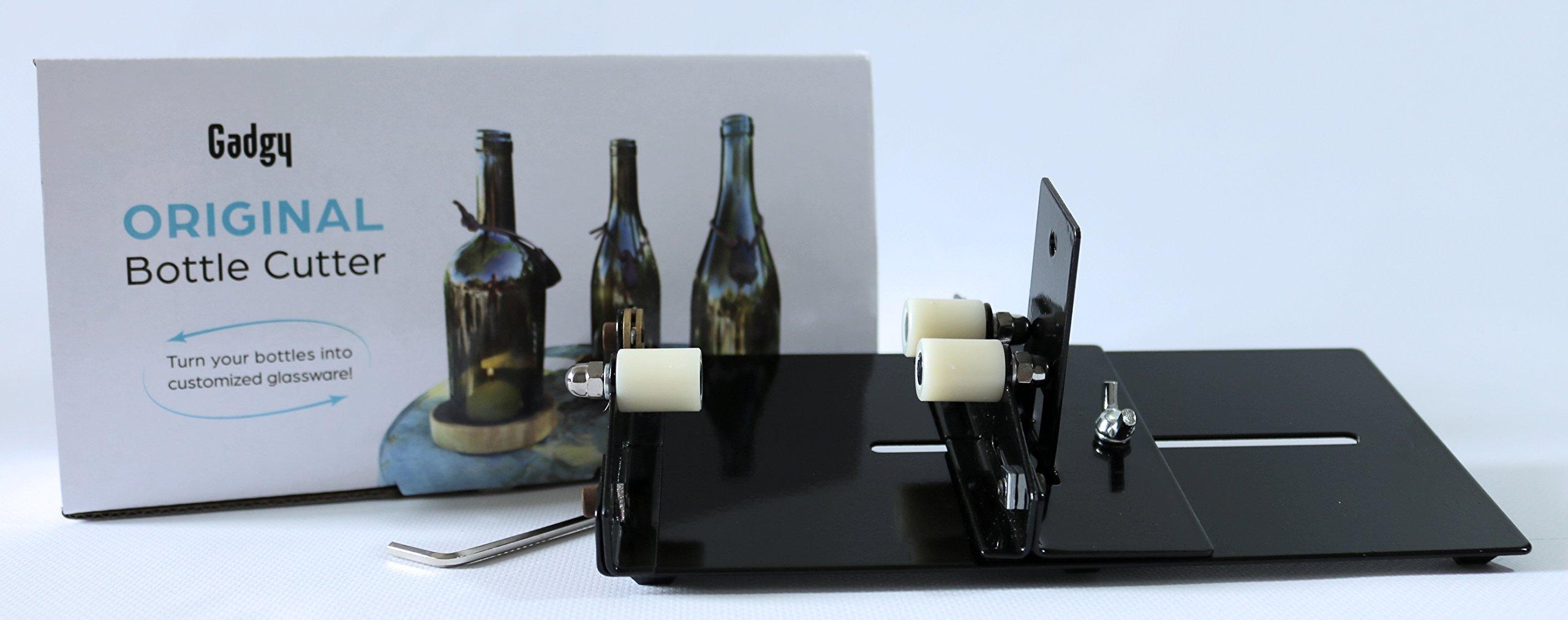 Taglia Bottiglie Di Vetro.Gadgy Taglia Bottiglie Di Vetro Glass Cristallo Bottle Cutter