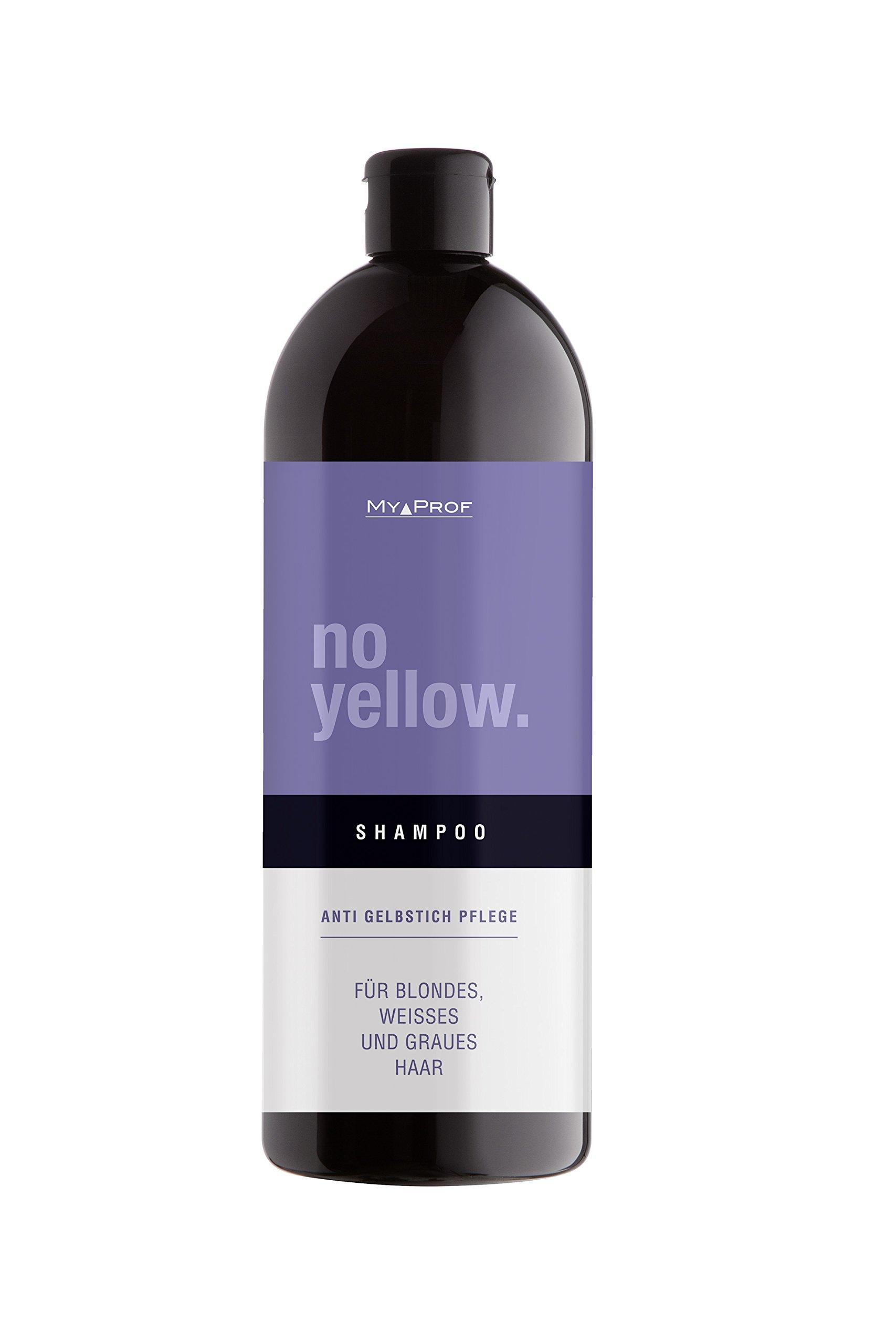 myprof No Yellow. Shampoo 1000�ML   Anti Giallo punto   argento Shampoo