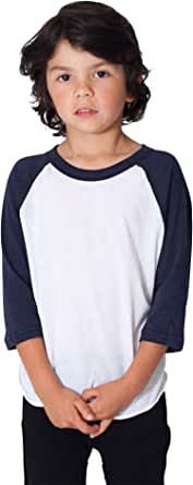 American Apparel Unisex Kid's Shirt