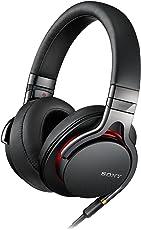Sony MDR-1A High Resolution Kopfhörer (40 mm High Definition-Treibereinheiten) schwarz