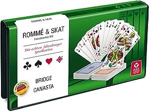 Bridge Nürnberger Spielkarten Canasta  * Rommé