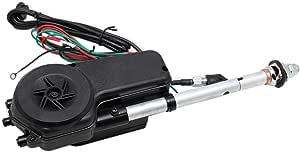 Red Wolf Autoantenne Elektrische Motorantenne Elektronik