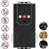 CrazyFire Repellente per ultrasuoni Auto, Repellente per martora roditore con frequenza di Cambio ultrasonica e Funzione…