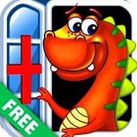 Dr. Dino Free - Bildungs Doktor-Spiele für Kinder, Jungs und Mädchen, Bildung kostenlos