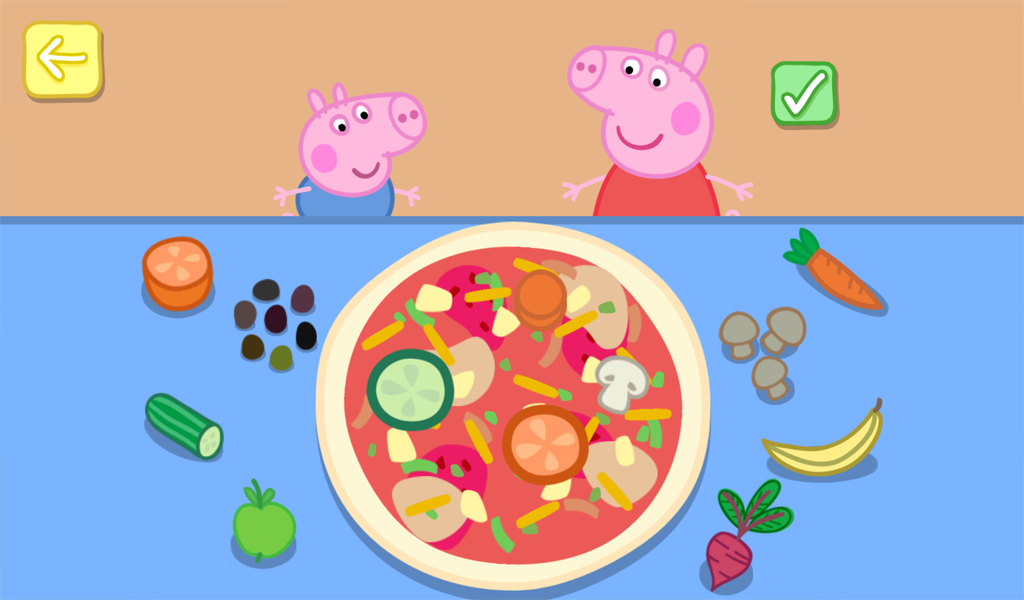 Peppa Pig: Paintbox скачать на Андроид бесплатно ...