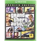Grand Theft Auto V - Premium Edition - Xbox One [Edizione EU]