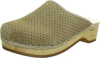 Berkemann Unisex's Standard-Toeffler Clogs