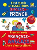 First Words: English / French