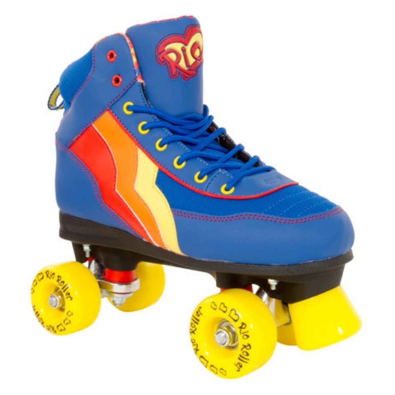 Rookie roller skates amazon - Rio Roller Classic Ii Disco Roller Skates Various Colours