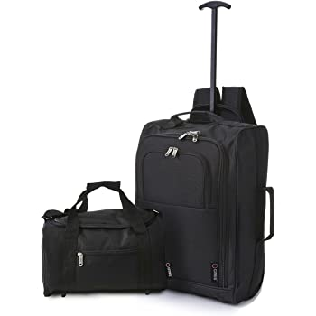 33c604a3016d 5 Cities Trolley Backpack Cabin and Ryanair Second Bag Hand Luggage