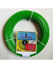 FASTRIM 3.2 mm (0.12inch) 45 m Square/Green/Grass Cutter/Nylon Trimmer line