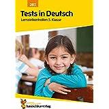 Tests in Deutsch - Lernzielkontrollen 3. Klasse: 283