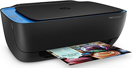 HP DeskJet 4729 All-in-One Ultra Ink Advantage Wireless Colour Printer