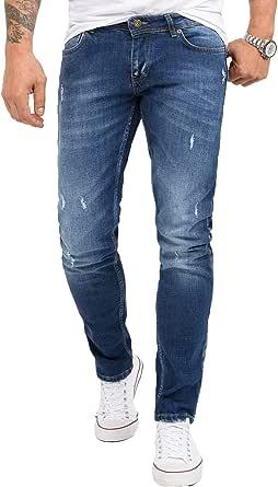 Rock Creek Designer Men's Jeans Pants Stretch Jeans Basic Slim Fit W29-W40 M21