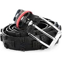 Cintura in copertone di bicicletta | Riciclata | Fatta a mano | M1087