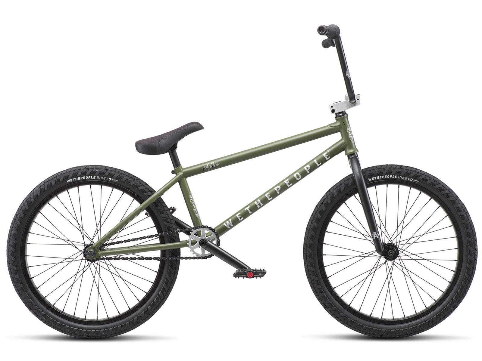 "71 HdV7sWOL - We The People Audio BMX Bike 2019 22"" Matt Olive"
