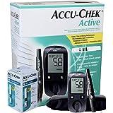 جهاز اكتيف لقياس مستوى الجلوكوز للدم مع 50 شريط من اكيو تشيك - 227263