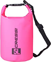 Cressi Dry Bag, Sacca/Zaino Impermeabile per attività Sportive Unisex Adulto