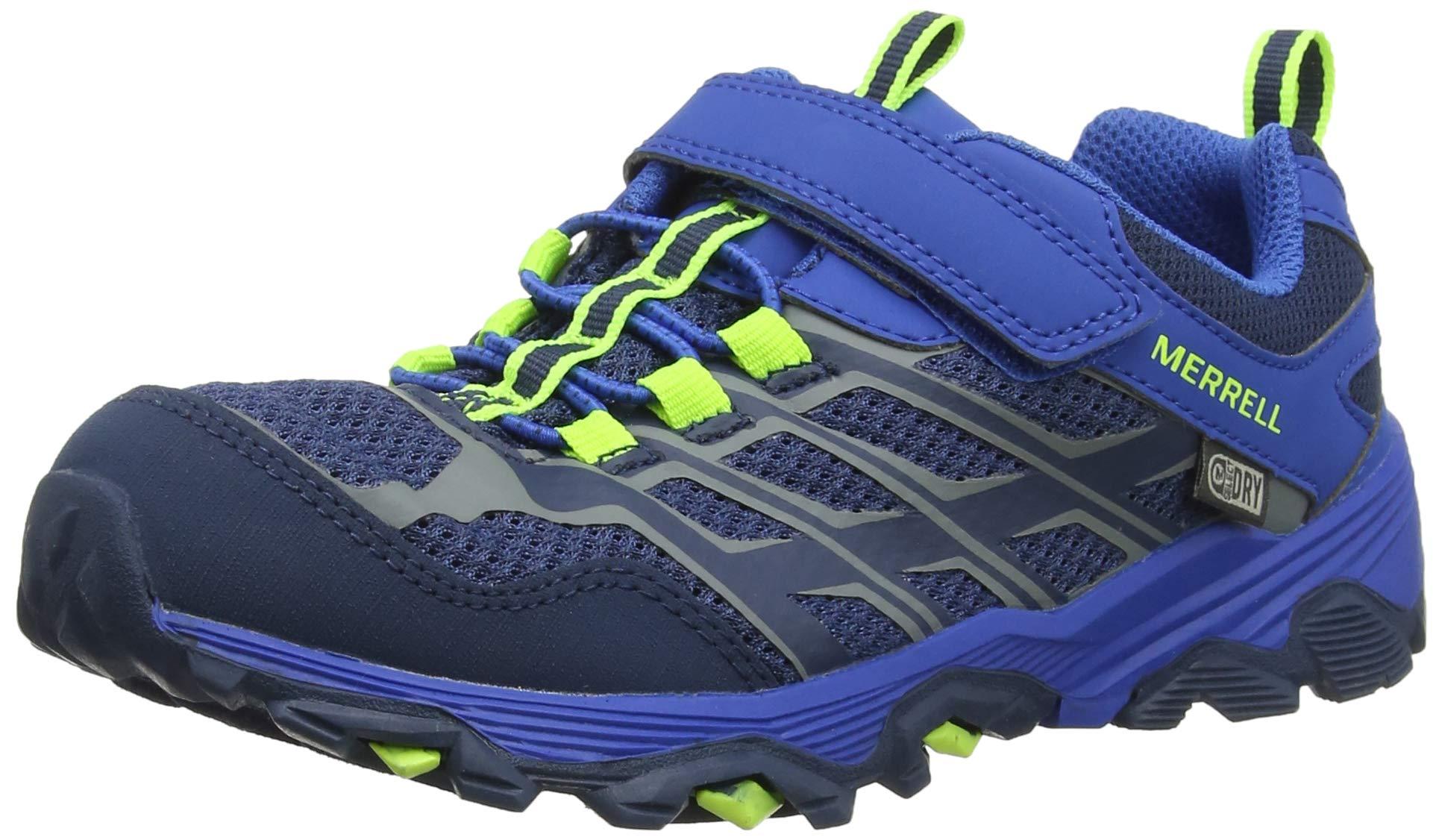 Merrell Boys M-Moab FST Low a/C WTRPF Rise Hiking Boots 1