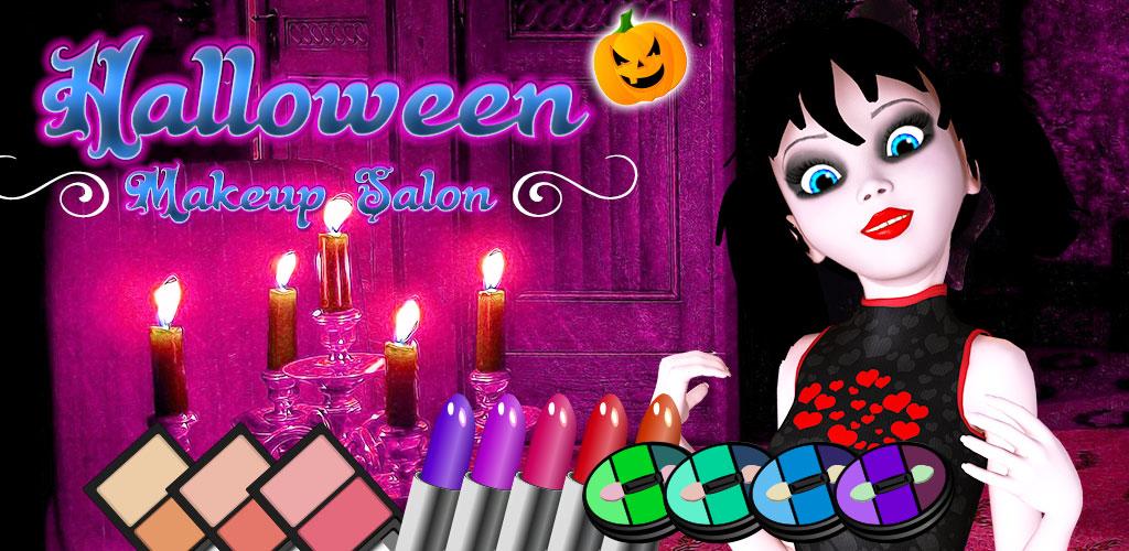 Zoom IMG-1 halloween makeup salon free
