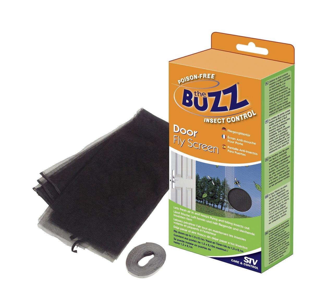The buzz door fly screen amazon garden outdoors vtopaller Image collections