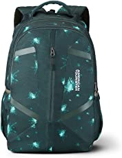 American Tourister Meso 30.5 Ltrs Teal Casual Backpack (Fi2 (0) 11 003)