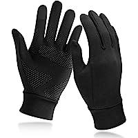 Unigear Touchscreen Handschuhe, Unisex Sporthandschuhe Handschuhfutter Outdoor Laufhandschuhe Warme Winddichte…