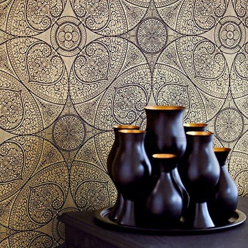 papier-de-parato-yasmin-341759-noir-et-or-dessin-orientale-avec-reflets-brillants-et-scintillants
