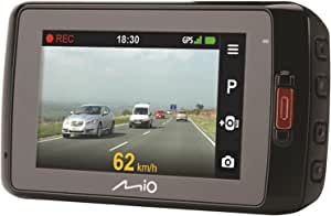Mio Mivue 698 Dual Dashcam Videokamera Für Auto Mit Kamera