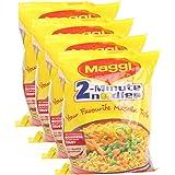 Maggi Noodles - Masala, 70g (Pack of 4) Promo Pack