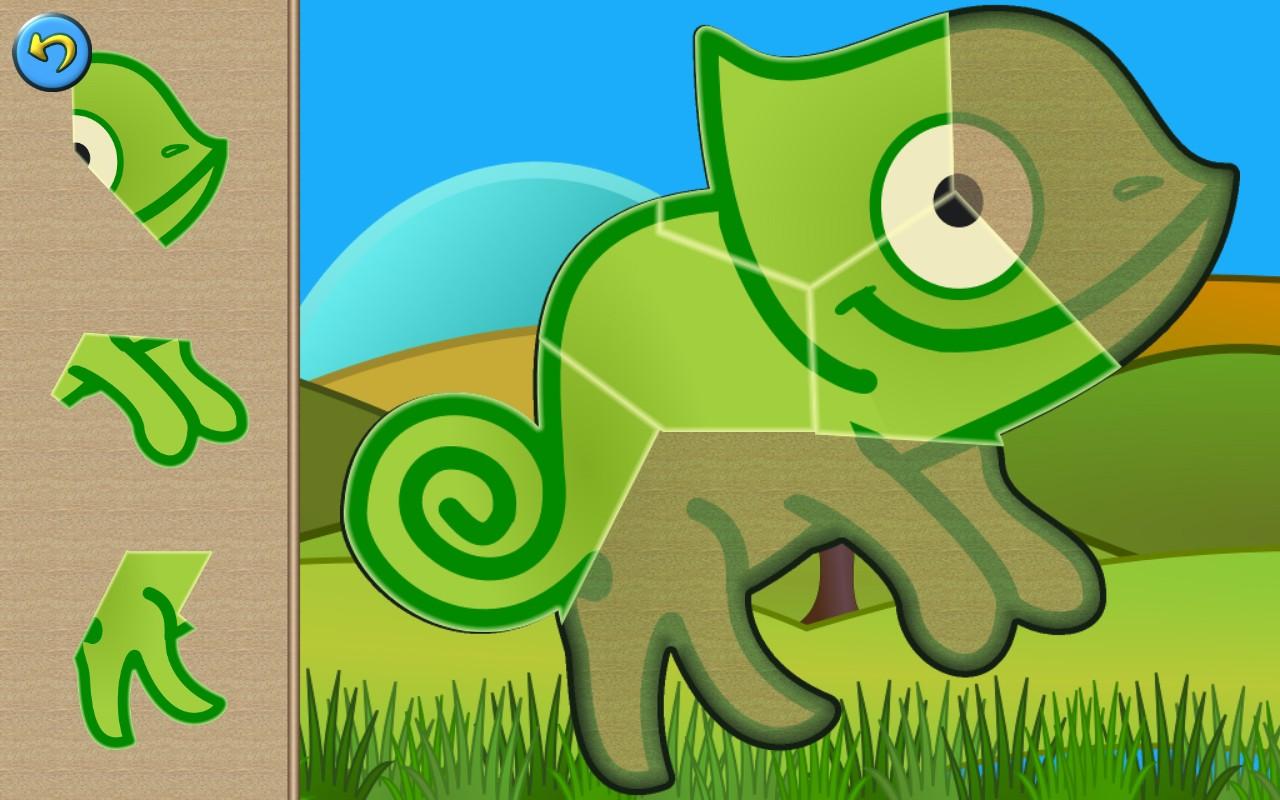 Puzzle Dino