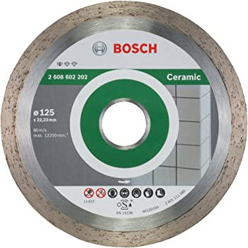 Bosch Professional Diamanttrennscheibe Standard For Ceramic