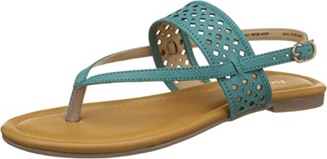 BATA Women's Platten Fashion Sandals