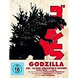 Godzilla Ltd. 12-Disc Collector's Edition LTD.