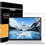 MEGOO Surface Laptop 3/2 Displayschutzfolie Gehärtetem Glass, einfache Installation/HD-Klar Kratzschutz, freundlicher Touchscreen-Schutz, Schutzfolie für Microsoft Surface Laptop Folie 2017-13,5 Zoll