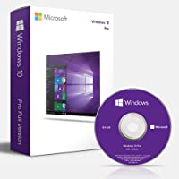 Windows 10 Professionnel 64 Bit OEM DVD - Licence Windows 10 Pro - pour 1 PC