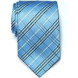 Retreez - Cravatta da uomo stile scozzese in tessuto microfibra–10colori