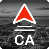 California - Offline Maps & Navigation