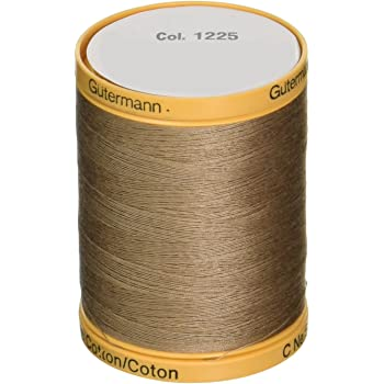 Colour 868 Gutermann Top Stitch Sewing Thread Extra Strong Jeans 30m Reels