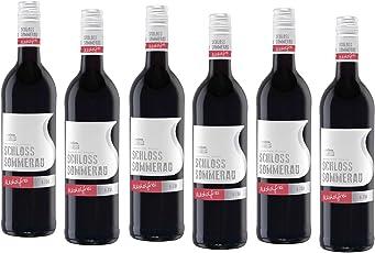 SchlossSommerauRotwein Alkoholfreierlieblich (6 x 0.75 l)