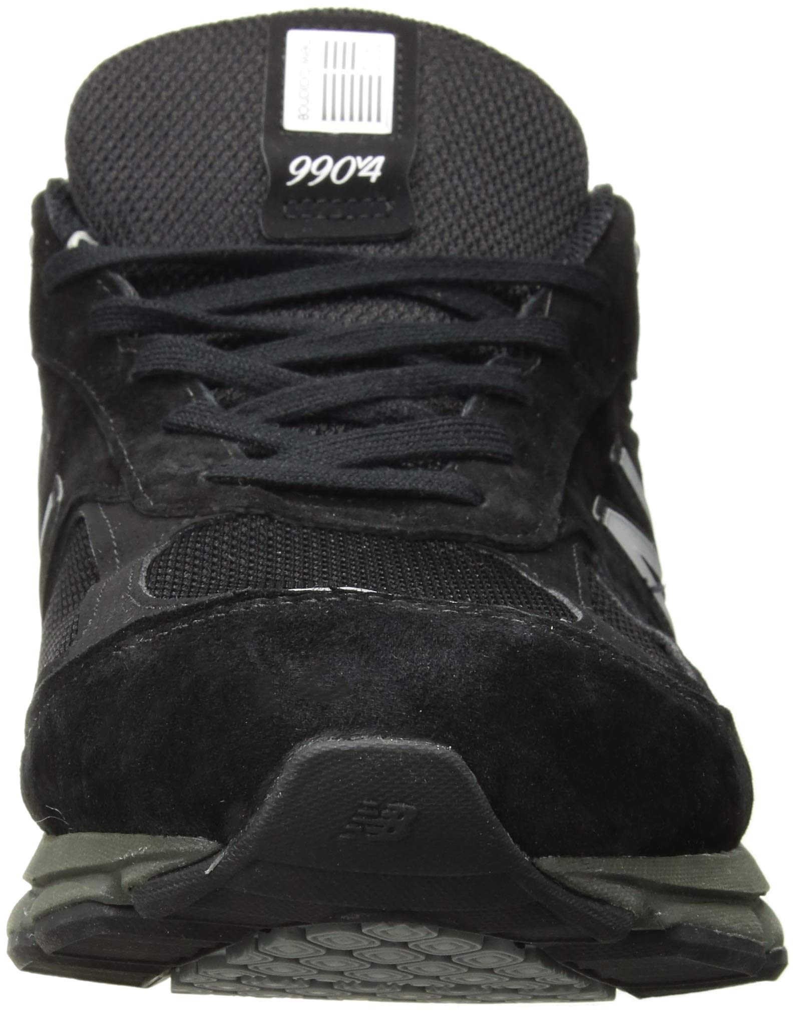 71 QxefKtbL - New Balance Mens M990 990v4 Black Size: 7.5 Wide