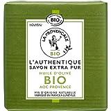La Provençale – L'Authentique Savon Extra Pur - Huile d'Olive Bio AOC Provence – Pour Tous Types de Peaux, Même Sensibles – 1