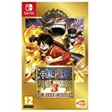 One Piece: Pirate Warriors 3 (Deluxe Edition), Nintendo Switch (Nintendo Switch)