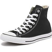 Converse All Star Hi Canvas Sneakers Nero Monocromatico