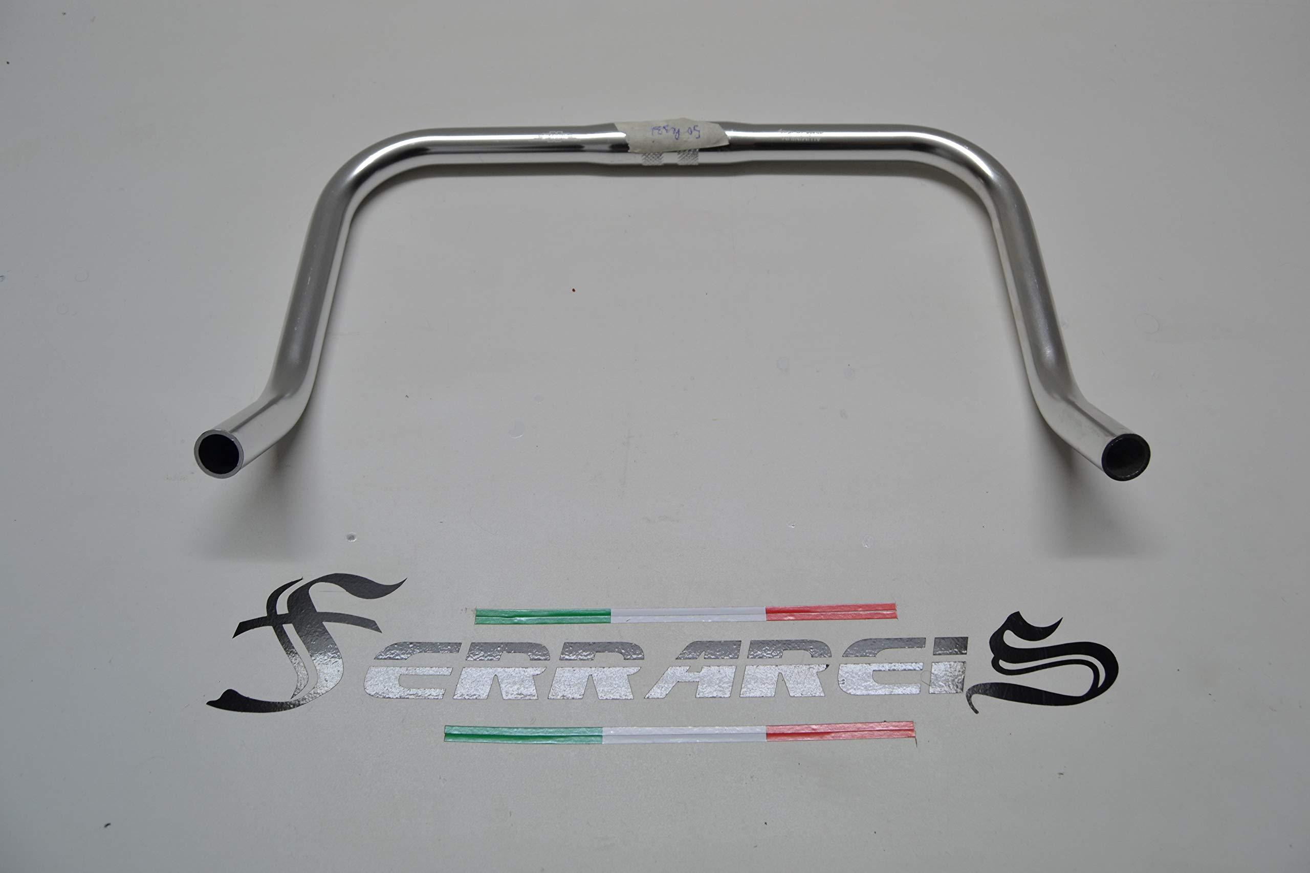 Cicli Ferrareis Manubrio Fixed Bici MTB Bicicletta Ibrida Scatto Fisso Single Speed