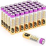 Batterie AAA - Confezione da 40 Pile Ministilo AAA / LR03 / Batterie Alcaline da 1,5 V - Extra Durata - GP Batteries