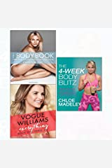 Everything[hardcover], body book, 4-week body blitz 3 books collection set Paperback