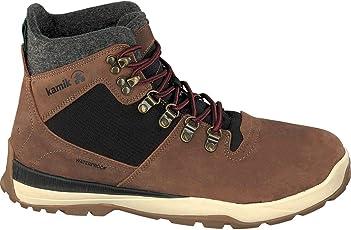 Kamik Velox Shoes Men Dark Brown-brun Fonce 2018 Schuhe